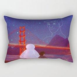 You're in the night sky now, Tadashi Rectangular Pillow