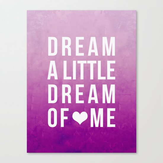 Dream II Canvas Print