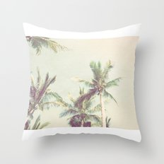 relax here Throw Pillow