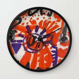 Sun or Moon Wall Clock