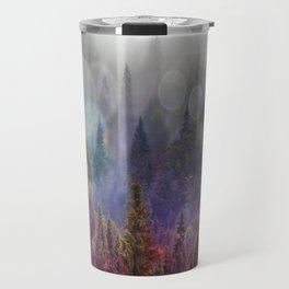 Four Seasons Forest Travel Mug