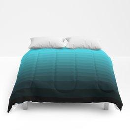 Depth Gradient Comforters