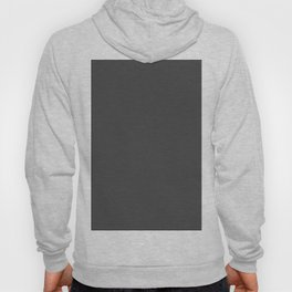 Simply Dark Gray Hoody