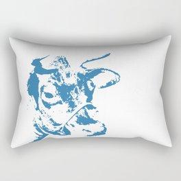 Follow the Blue Herd #154 Rectangular Pillow