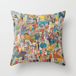 Jughead Riverdale Throw Pillows Society6