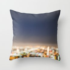 City of Angels  Throw Pillow
