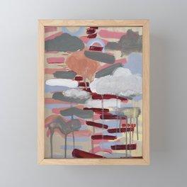 Sunsets are What Teach Me Beauty Framed Mini Art Print
