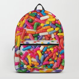 Colorful candy Backpack