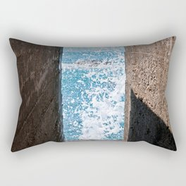 The Power of Sea - Sicily Rectangular Pillow