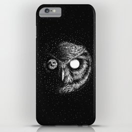 Moon Blinked iPhone Case