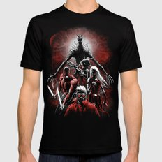 Legendary Guardians Mens Fitted Tee Black X-LARGE