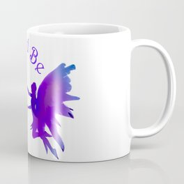 Blessed Be Fairy Magic Wicca Saying Coffee Mug