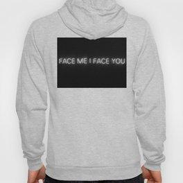 NEON FACE ME Hoody