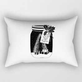 have yourself a merry little christmas Rectangular Pillow