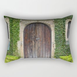 Mission of the Name of God Rectangular Pillow