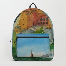 Hagia Sophia dream Backpack