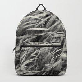 Hay Field Waves Backpack