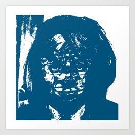 Faces, 1 Art Print