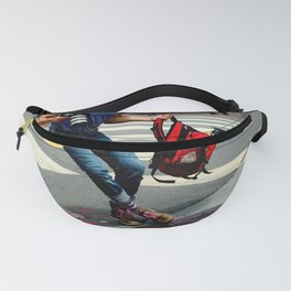 A Travelin' Man Fanny Pack