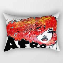 Afro Crush Rectangular Pillow