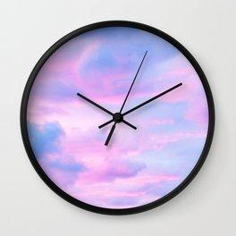 Clouds Series 4 Wall Clock