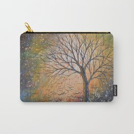 Take These Dreams Carry-All Pouch