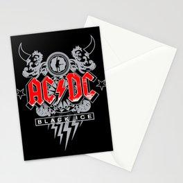 AC/DC - Black Ice Stationery Cards
