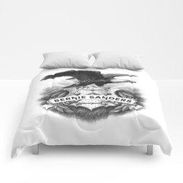 Bernie Sanders Crest Comforters