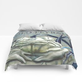 """Disneyland Haunted Mansion inspired """"Old FlyBait""""  Comforters"""
