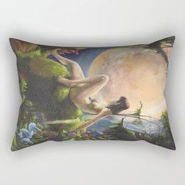 MOON'S LIGHT Rectangular Pillow