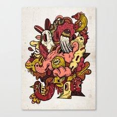 Mael Canvas Print