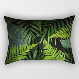 Leaves and branches Rectangular Pillow