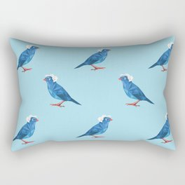 Birdie Sanders Rectangular Pillow