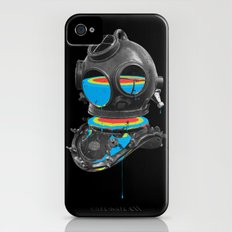 Diver No.12 iPhone (4, 4s) Slim Case