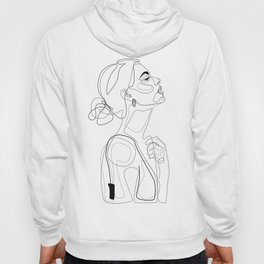 B Color Beauty Hoody