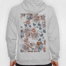 Fruits and Flowers Hoody