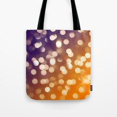 Lights & Gradients V Tote Bag
