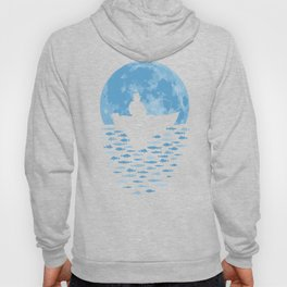 Hooked by Moonlight Hoody