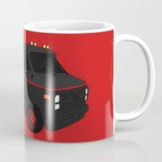 The A-Team Van Mug