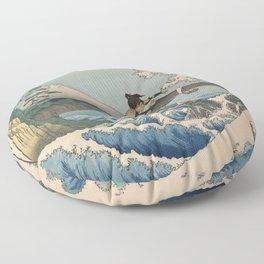 Suruga satta no kaijō Korra Floor Pillow