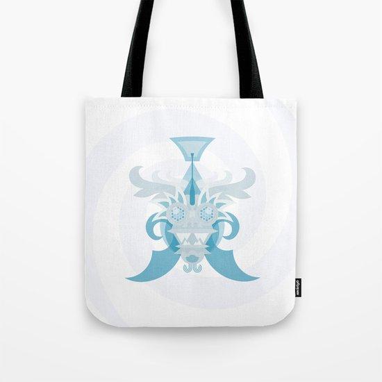 Crystal Sea Creature Tote Bag