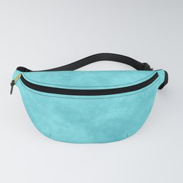 Blueberry Cotton Candy Fanny Pack