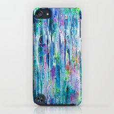 Silver Rain iPod touch Slim Case