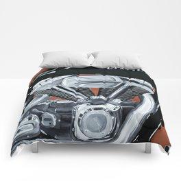 Harley Rider Comforters