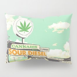 SOUR DIESEL Pillow Sham