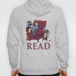 Hermione READ poster Hoody