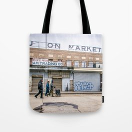 We Run These Streets Tote Bag