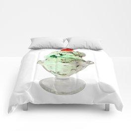 Pistachio Ice Cream Comforters