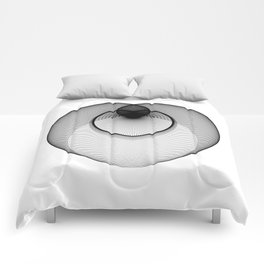 The Heart . Geometric Colletion Comforters