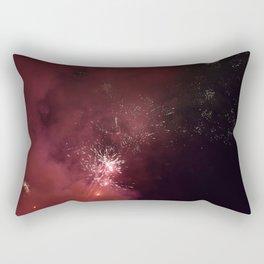 Fireworks Show Rectangular Pillow